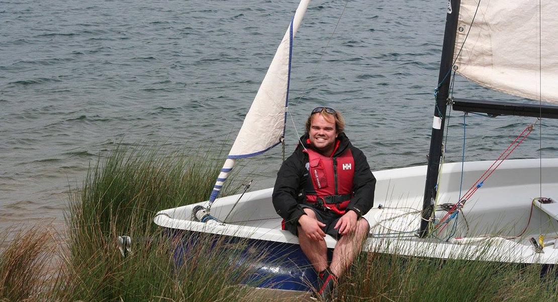 Sailing at Peak Centres